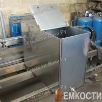 Бак из нержавейки для бани на 105 литров (700х500х300)-4