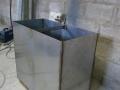 бак из нержавейки для бани